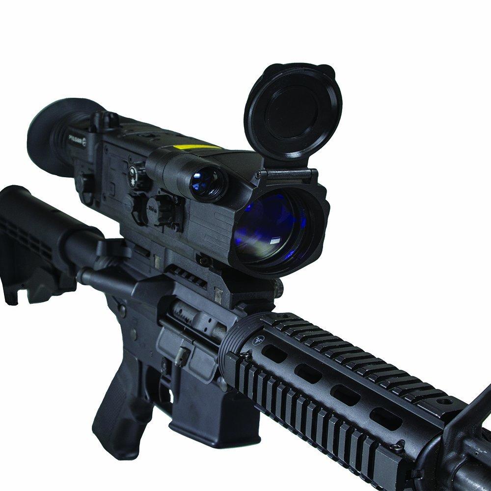 ナイトビジョン 銃にマウント