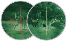 PULSAR(パルサー)のライフルナイトビジョンの比較