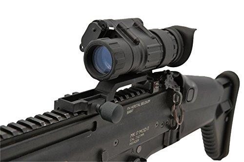 国内で手に入る数少ない銃にマウントできるデジタルナイトビジョン・PVS-14
