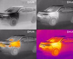 熱感知タイプのナイトビジョンの常識を変えたフリアー社のスカウトTK サーマルナイトビジョン